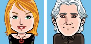 Helen and Steve Jones